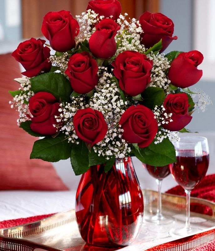23 unique valentines day flowers ideas | valentine flowers, Ideas