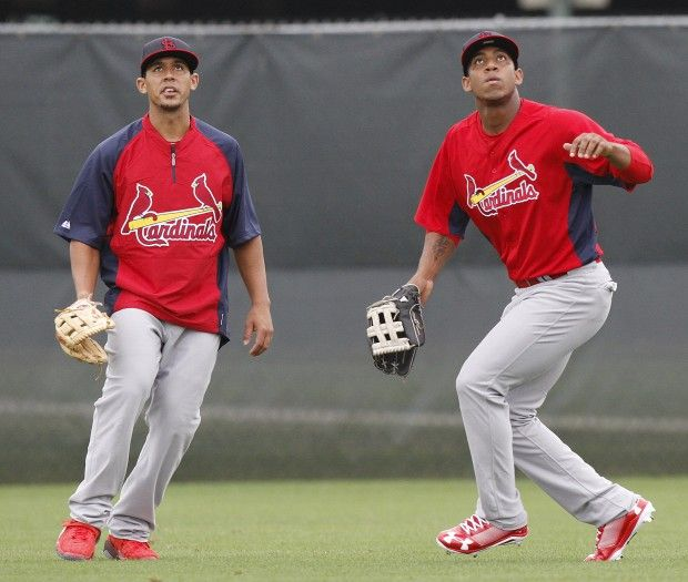 Burwell All Eyes Are On The Phenom With Images Cardinals Spring Training Fantasy Baseball St Louis Cardinals