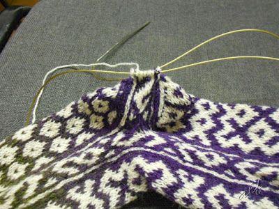 мастер класс по вязанию джурабов джурабы вязаные носки вязание