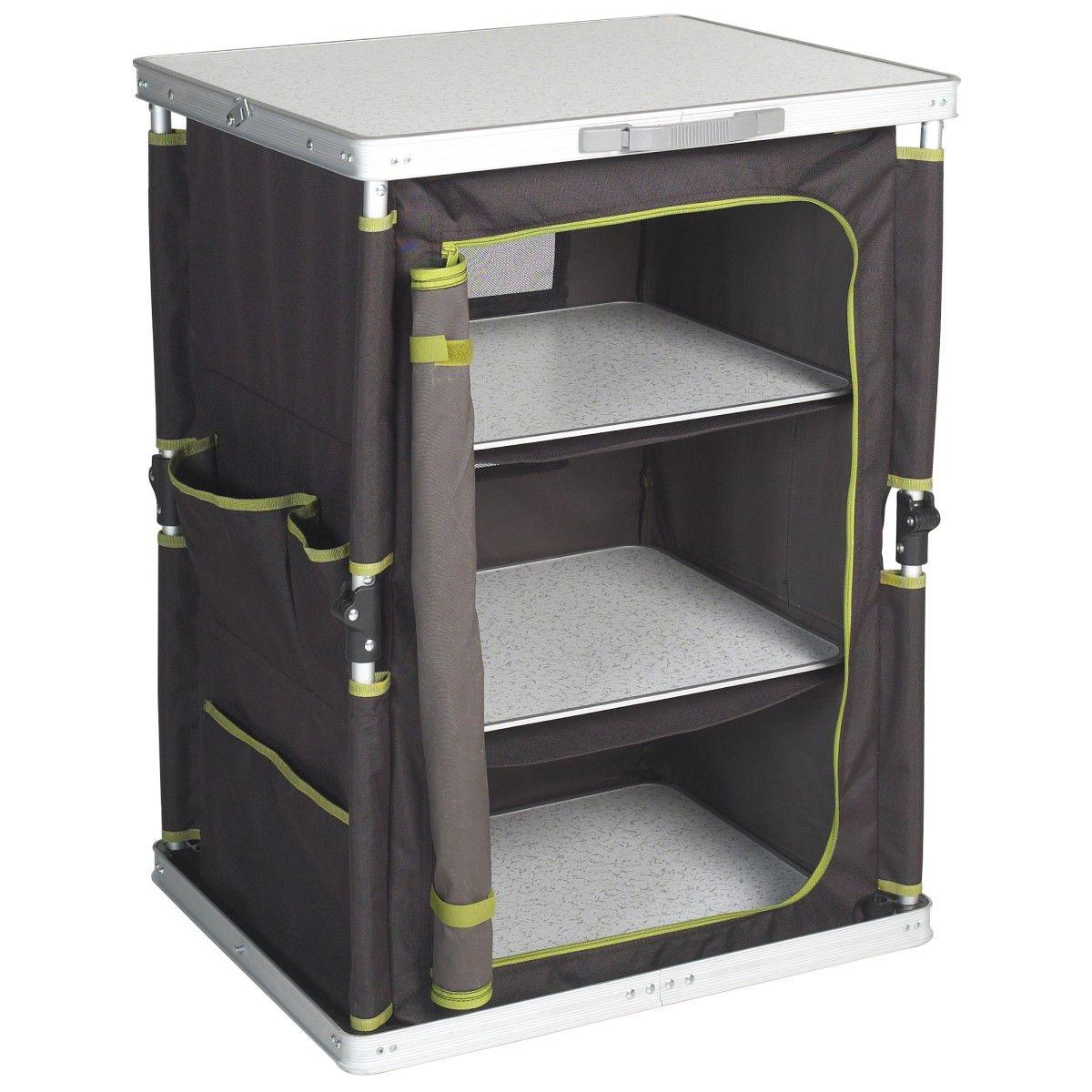Coleman Instant Up Cupboard Storage Furniture