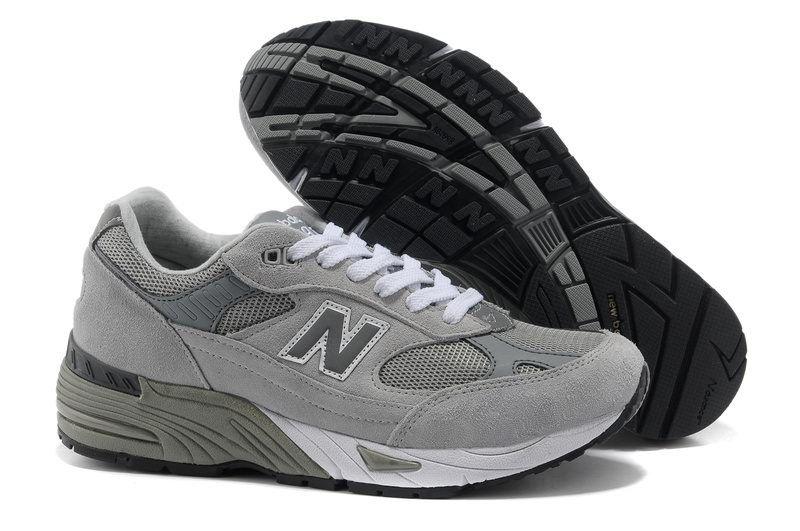 new balance 991 grigio