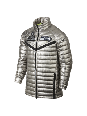 best loved 7324c 8df4c Seahawks Superbowl 48 Sideline Jacket | Clothing