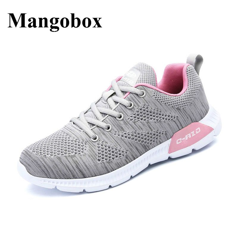 Summer Mens Sneakers Trainers Breathable Sport Running Boys Casual Shoes Gym US