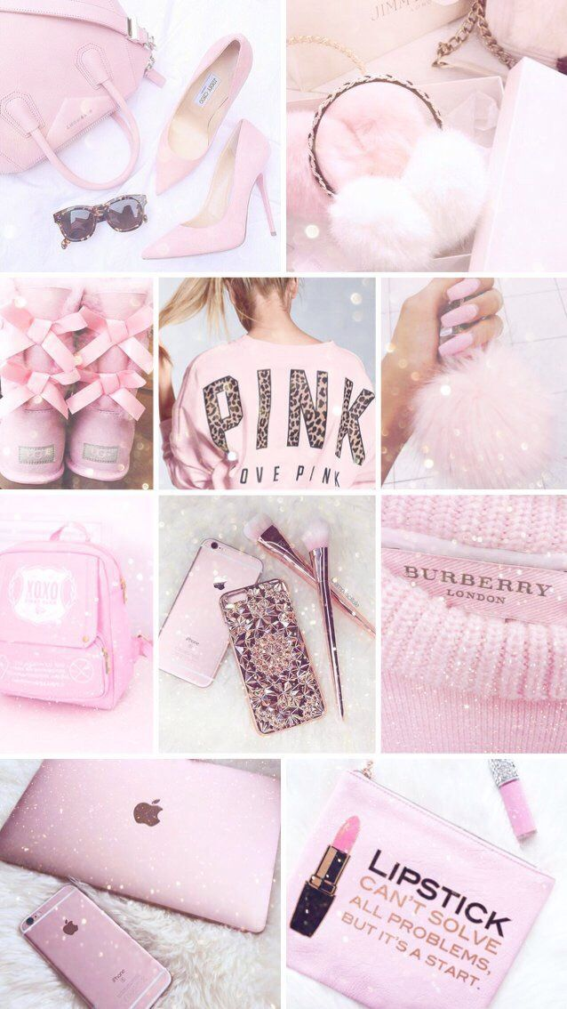 Luvmydroid Pink Aesthetic Pink Girly Things Pink Wallpaper
