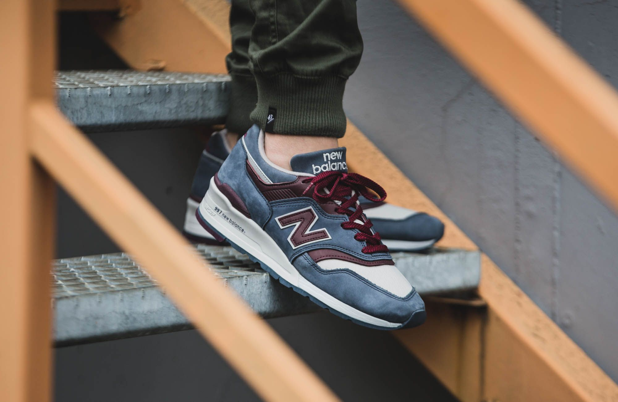 """The New Balance M997DGM """"Made in USA"""" is available at our shop! EU 41,5 - 46,5 