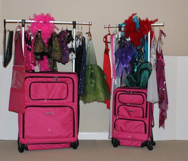 Dance Bag With Garment Rack Impressive Dance Angel Dance Bag  Things Kennedy Would Luv  Pinterest  Dancing