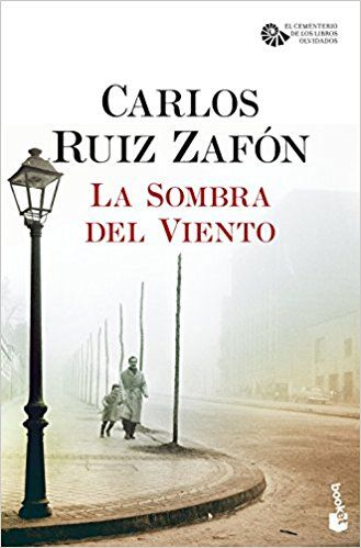fbcdc329d42d6 La sombra del viento - Carlos Ruiz Zafón - Livres | Livres anglais ...