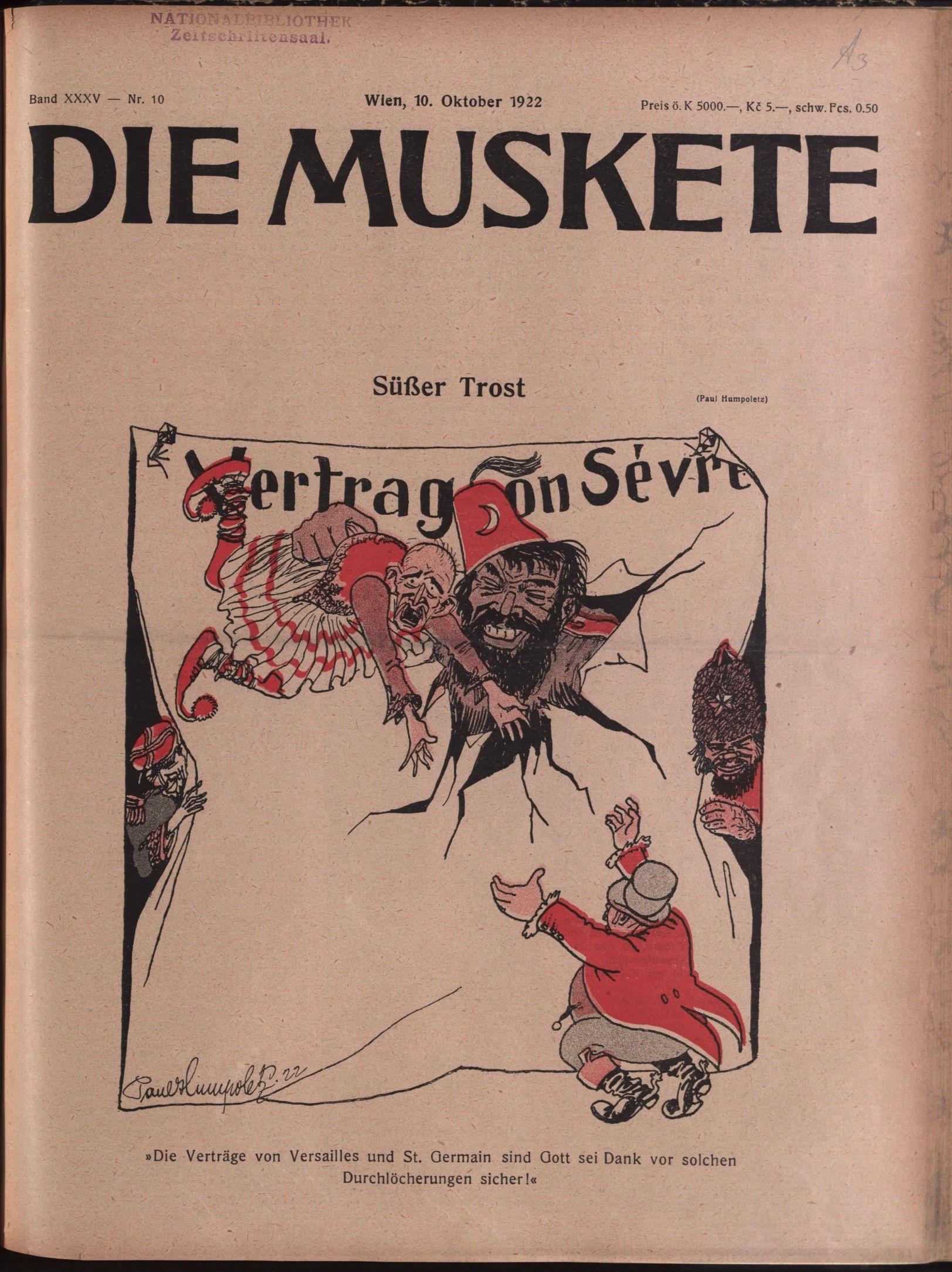 ÖNB/ANNO AustriaN Newspaper Online 1922
