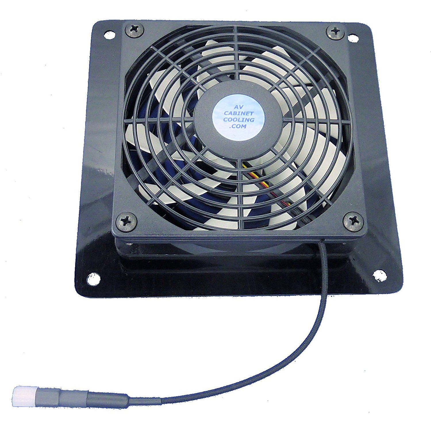 Superieur 70+ Stereo Cabinet Cooling Fan With Thermostat   Kitchen Design And Layout  Ideas Check More