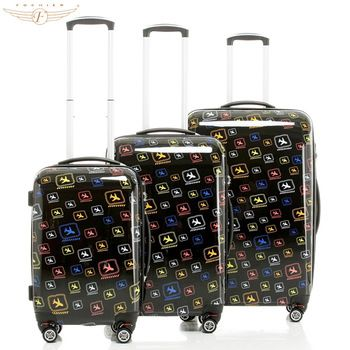20 24 28 Inch Polo Trolley Luggage Bags Travel Set Suitcase Luggage Luggage Suitcase