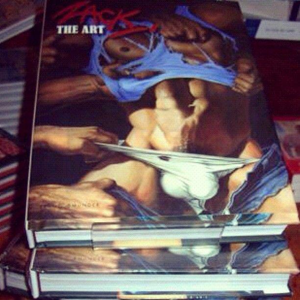 The Art by Zack #gay #comic #art