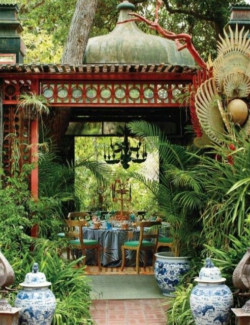 Absolutely gorgeous Bali style retreat