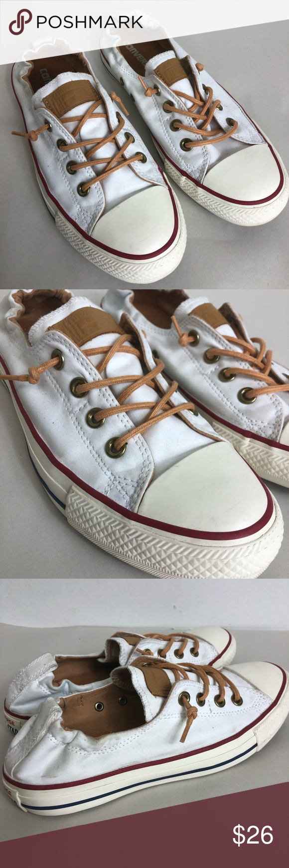Converse All Stars White Excellent