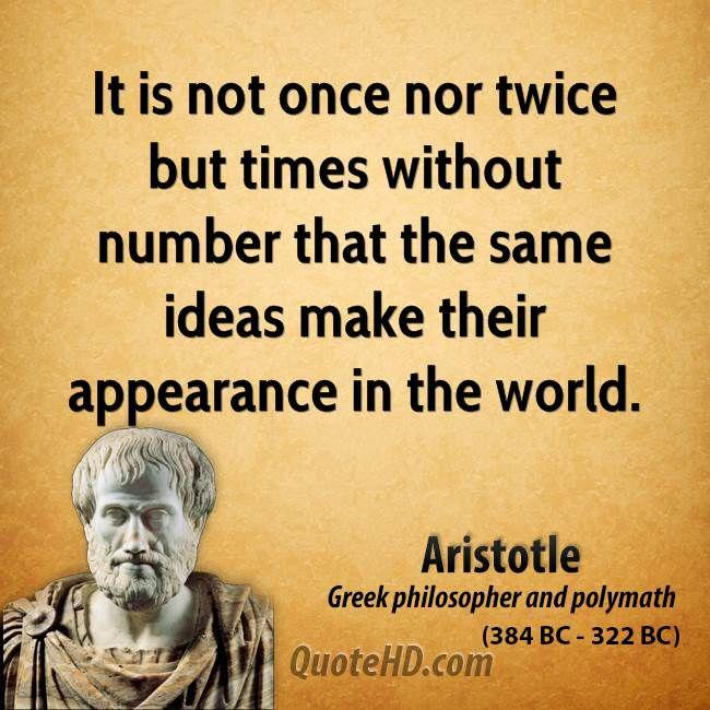 Aristotle (384-322 B. C. E) | Aristotle quotes ...