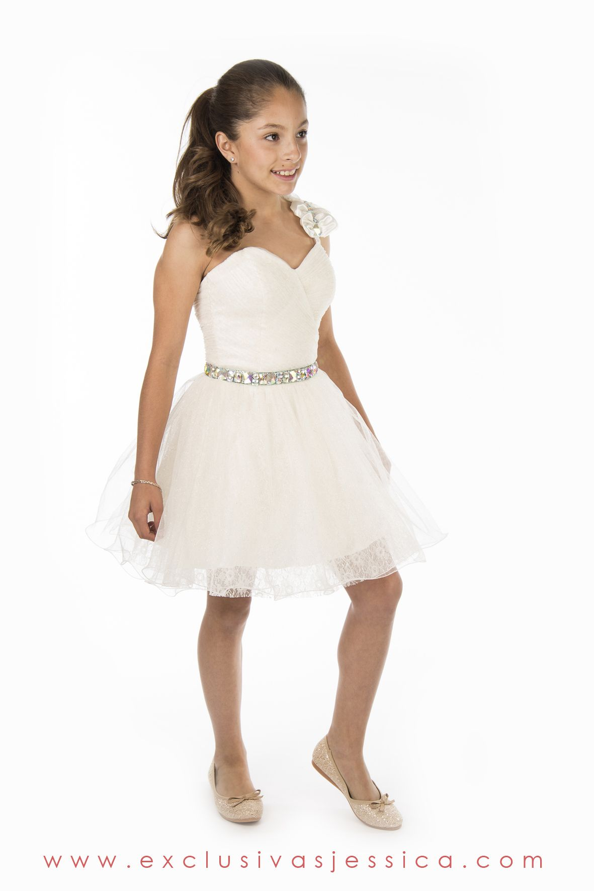 Vestidos blancos cortos mexico