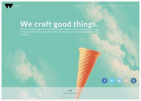 WATB | CSS Website - http://watb.co.uk/