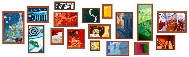 23 de diciembre de 2010 Felices fiestas de Google: 2010