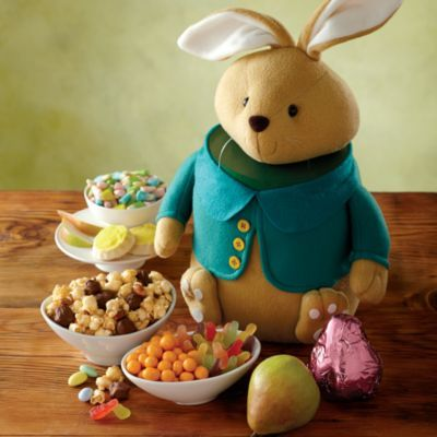 A perfect Easter gift to send to any family. With enough to go around, they can munch on Big Hopper's array of sweet Easter candy & chocolates before, after and during http://www.harryanddavid.com/h/gift-baskets-tower-boxes/seasonal-gift-towers/17367
