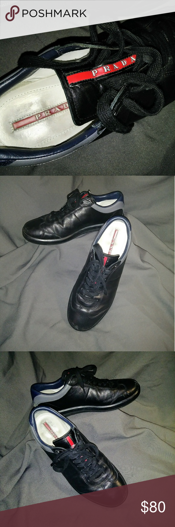 Mens Prada Sport Sneakers | Sport