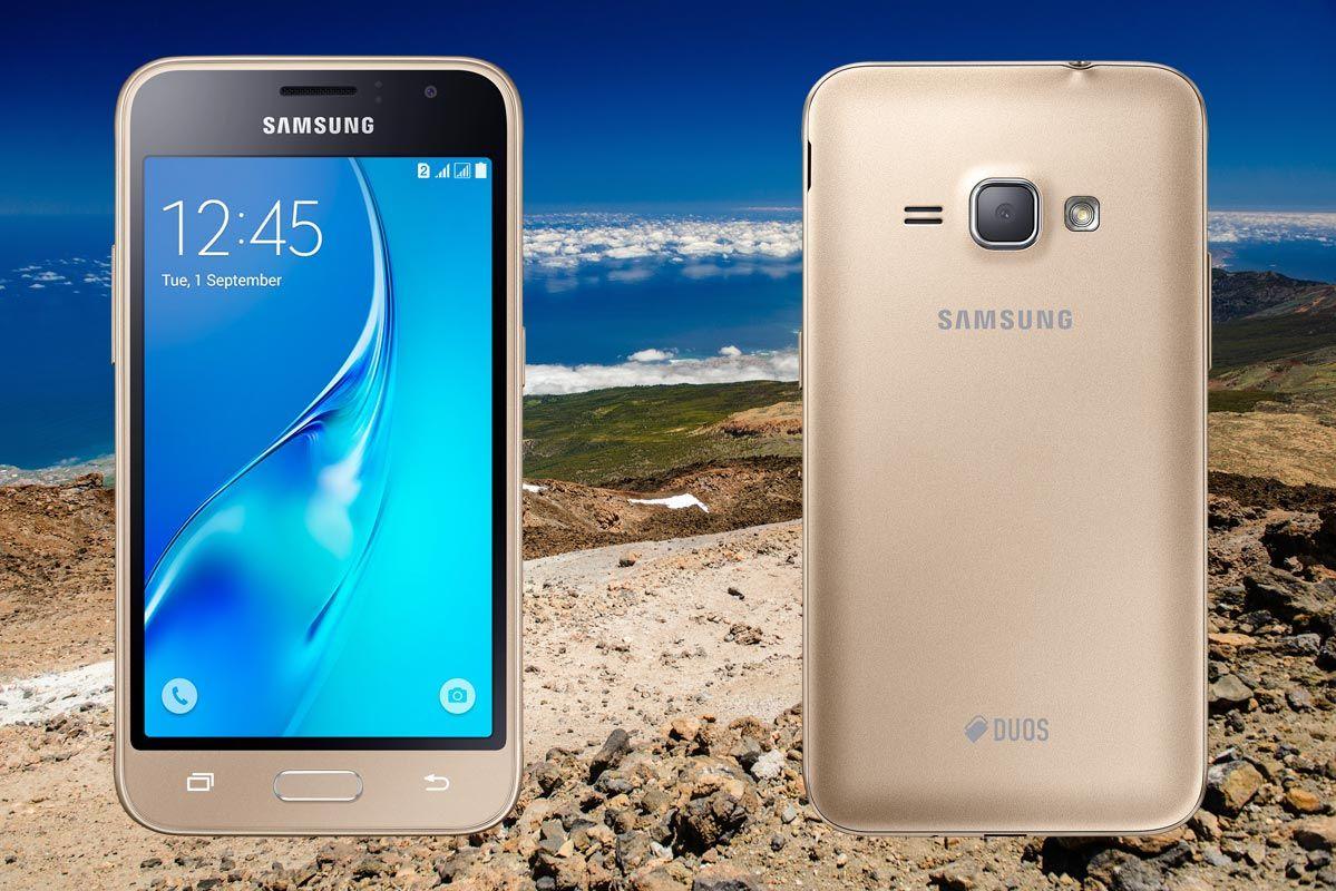 Root Samsung Galaxy J1 2016 SM-J120F/FN/G/W Lollipop, Marshmallow