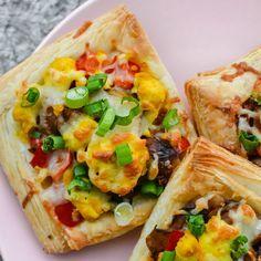 Vegan Breakfast Hand Pies