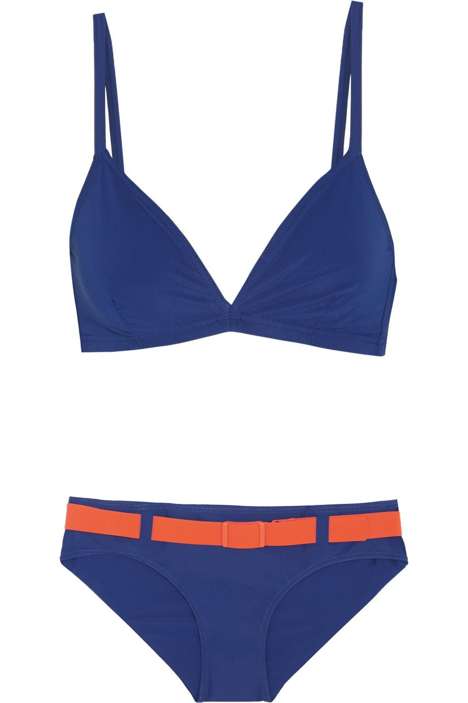Orlebar Brown|Hampton and Balmoral triangle bikini|NET-A-PORTER.COM