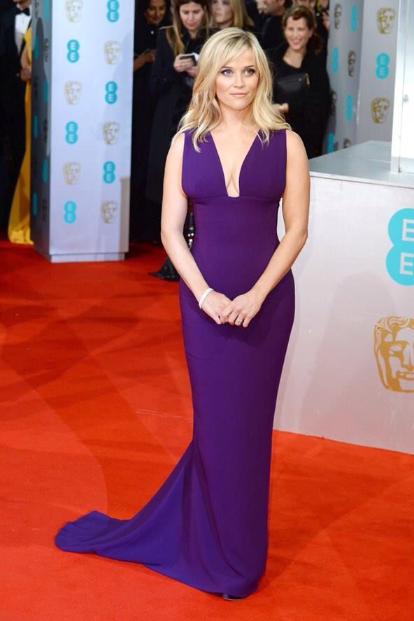 Reese Witherspoon in Stella McCartney at the BAFTAs