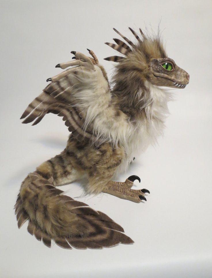 feather raptor chick by kimrhodes on DeviantArt