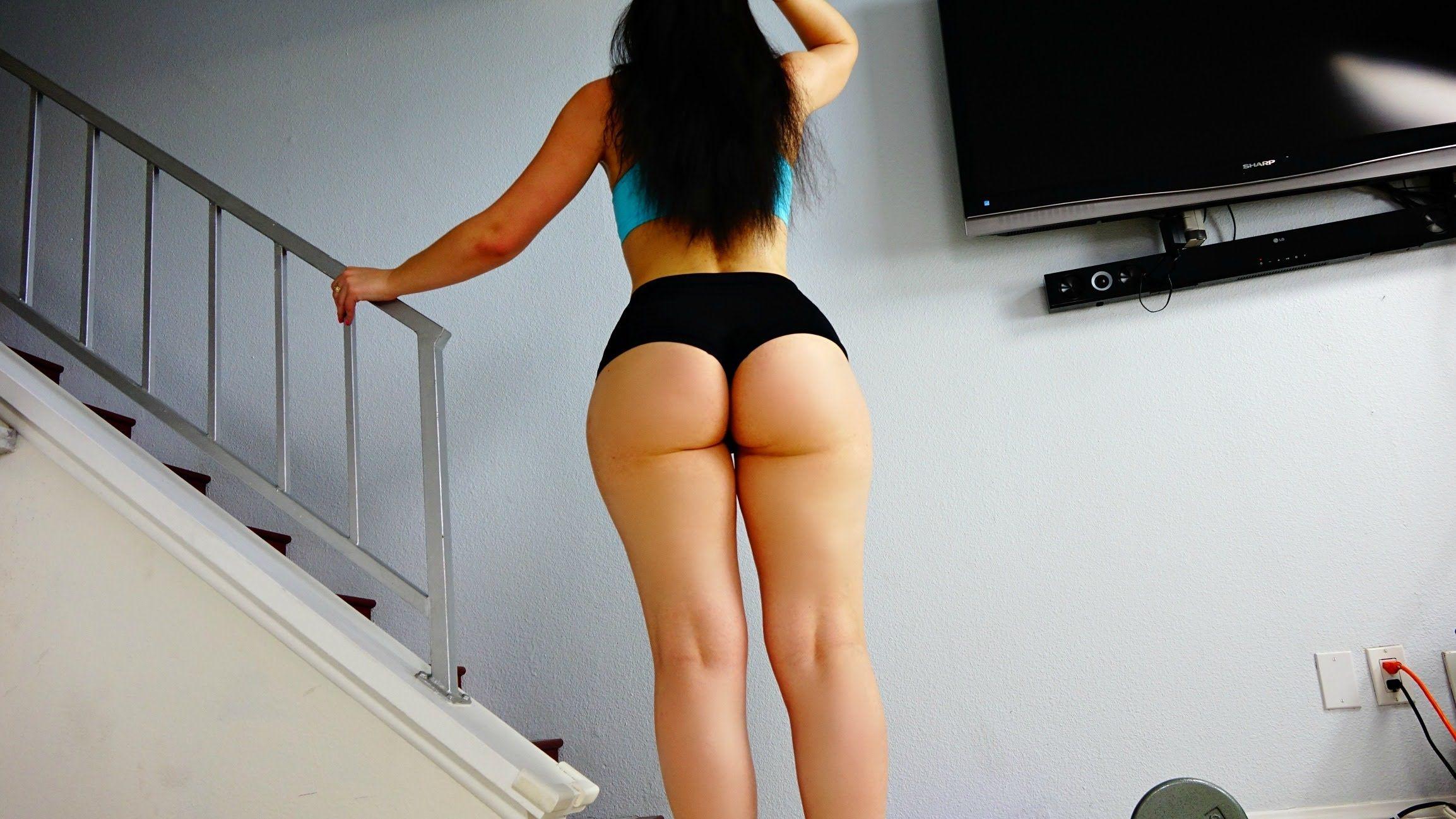 Ejercicios para glúteos grandes y piernas fuertes. Video ...