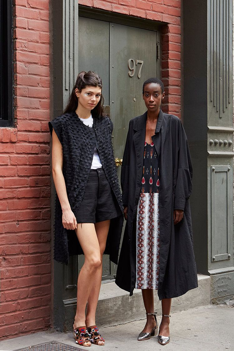 In/Out: Rachel Comey Spring 2017 Ready to Wear