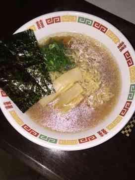 スープ レシピ ラーメン 醤油