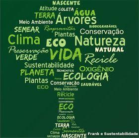 Escolha A Sua Frase Preferida De Educação Ambiental Virada