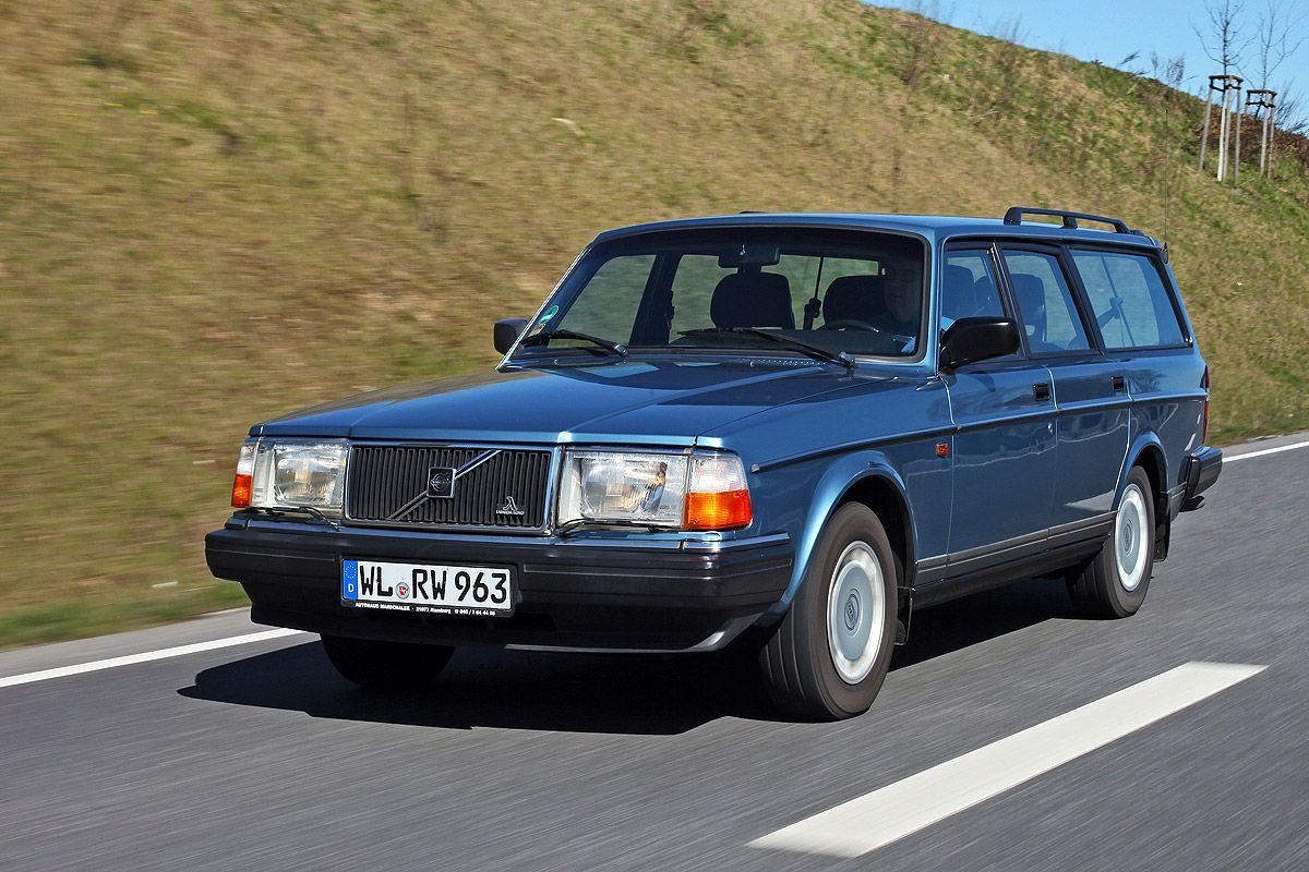 Nutzwerthelden Coole Kombi Klassiker Volvo 240 Volvo