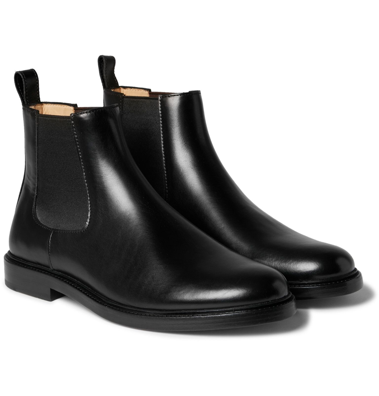 A.P.C. - Leather Chelsea Boots | Boots