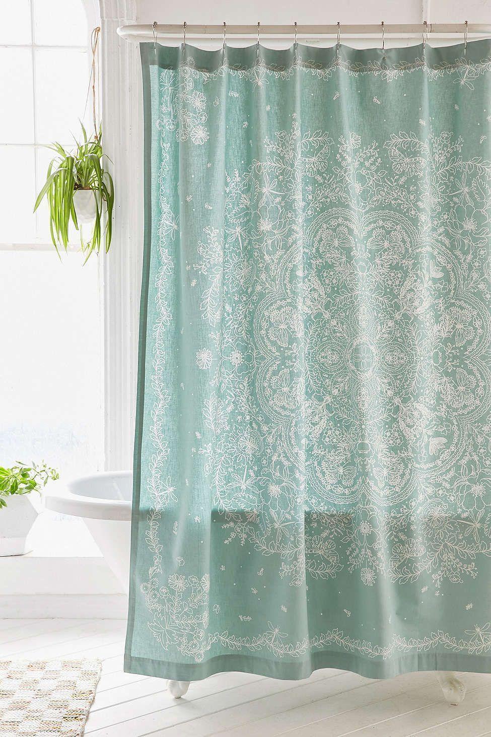 Cece Lace Shower Curtain Lace Shower Curtains Coral Shower Curtains Bathroom Shower Curtains