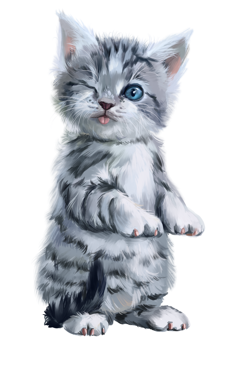 Pin By Tel Mont On Animals Kitten Drawing Cute Baby Cats Cute Cats And Kittens