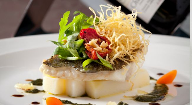 Images For Fine Dining Food And Wine FINE DINING MAIN COURSE