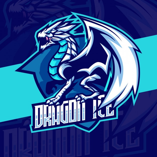 Dragon Mascot Esport Logo Design Animal Logo Logo Dragon Abstract Logo