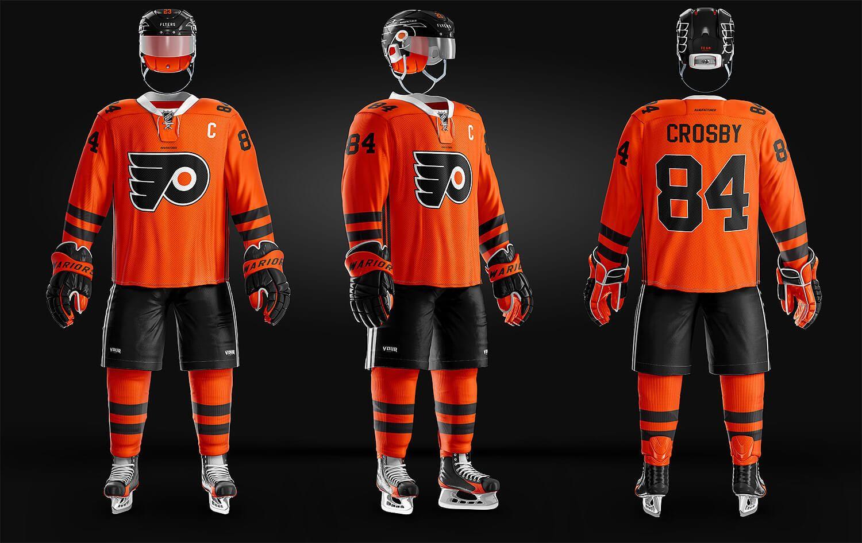 Ice Hockey Uniform Template Sports Templates Hockey Uniforms Nhl Uniform Hockey