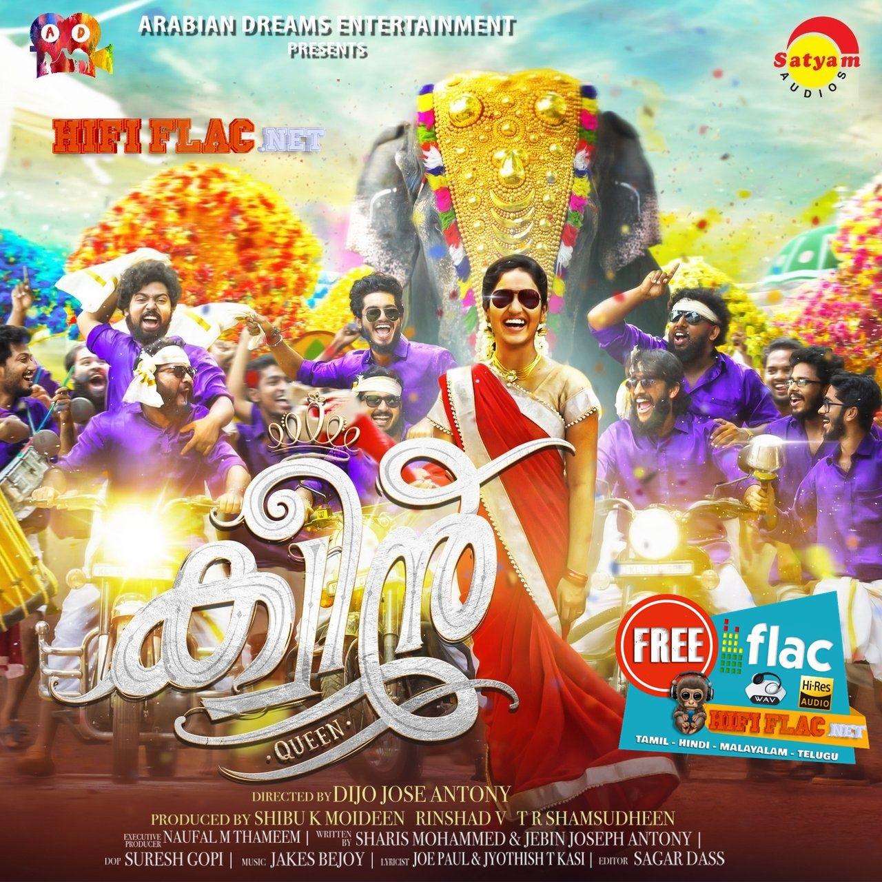 Queen (2018)MalayalamDIGITALRipFLAC Queen, Hindi