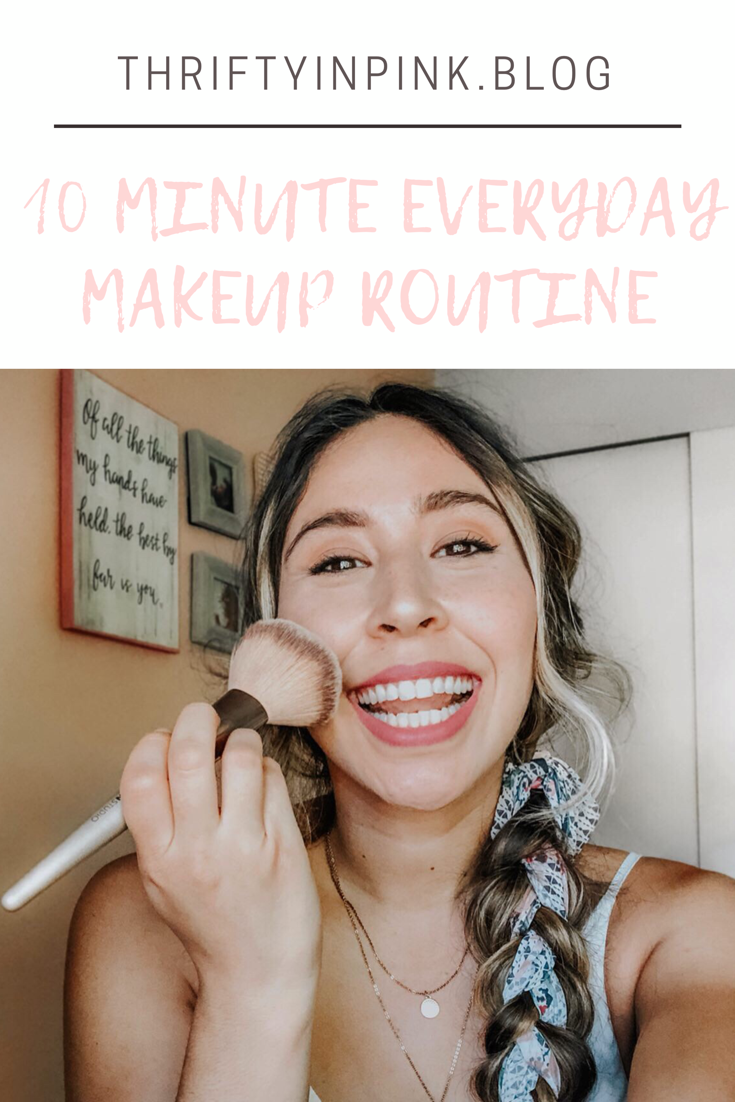 Everyday MakeUp Routine Everyday makeup routine, Makeup