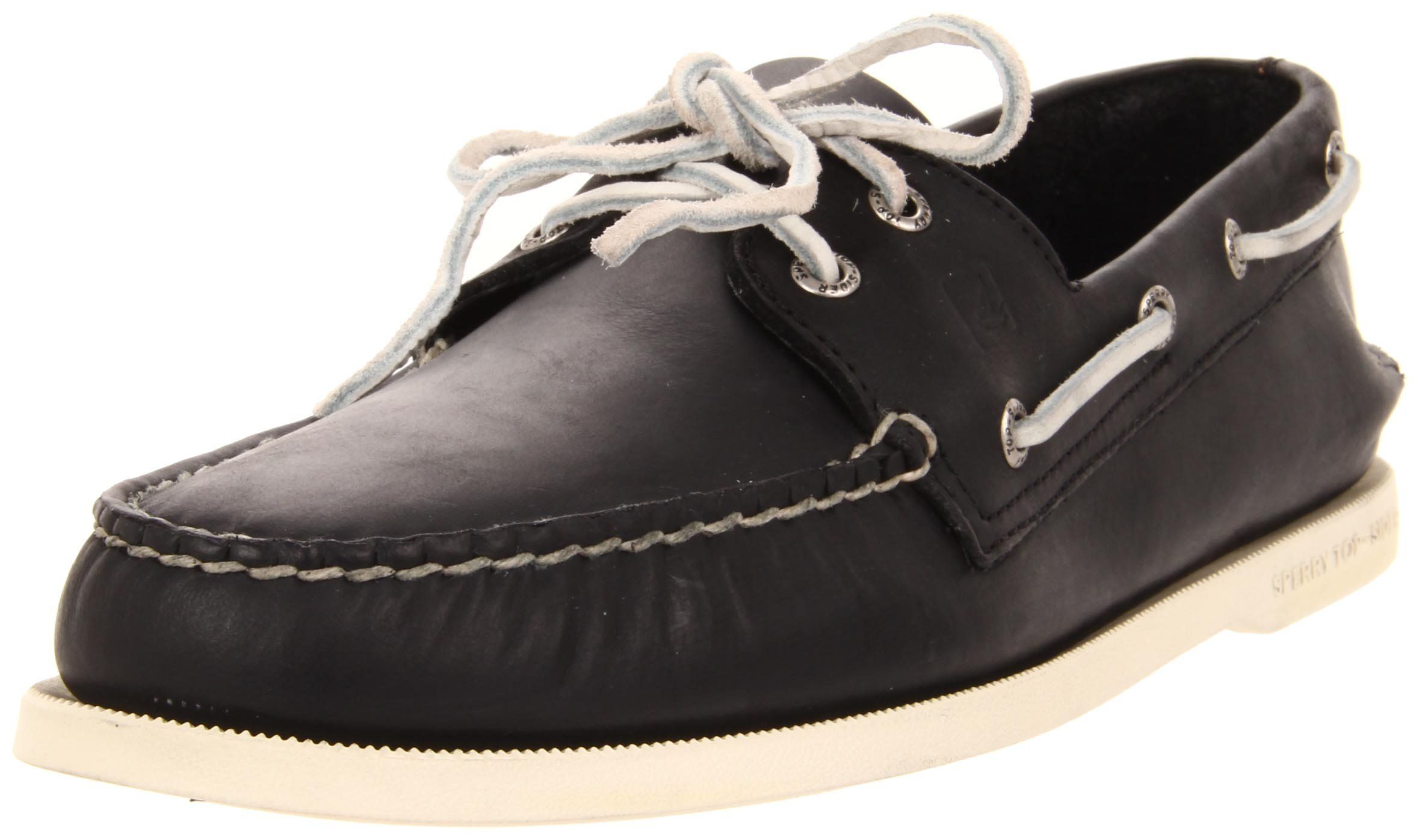 Sperry Top Sider A/O 2 Eye, Mocassins homme, Eye Black, 44 EU - Chaussures sperry  top sider (*Partner-Link)