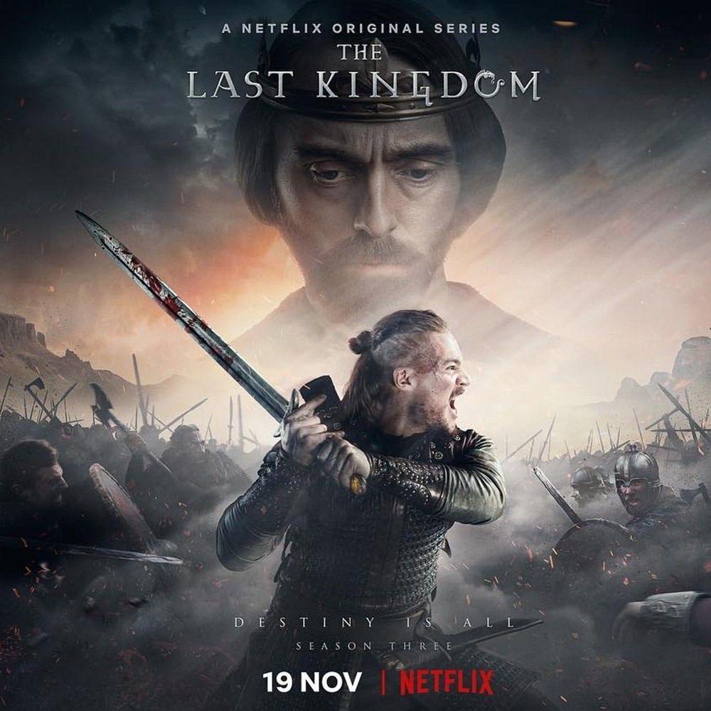 "3 Temporada De The Last Kingdom cris & panda no instagram: ""a terceira temporada de the last"