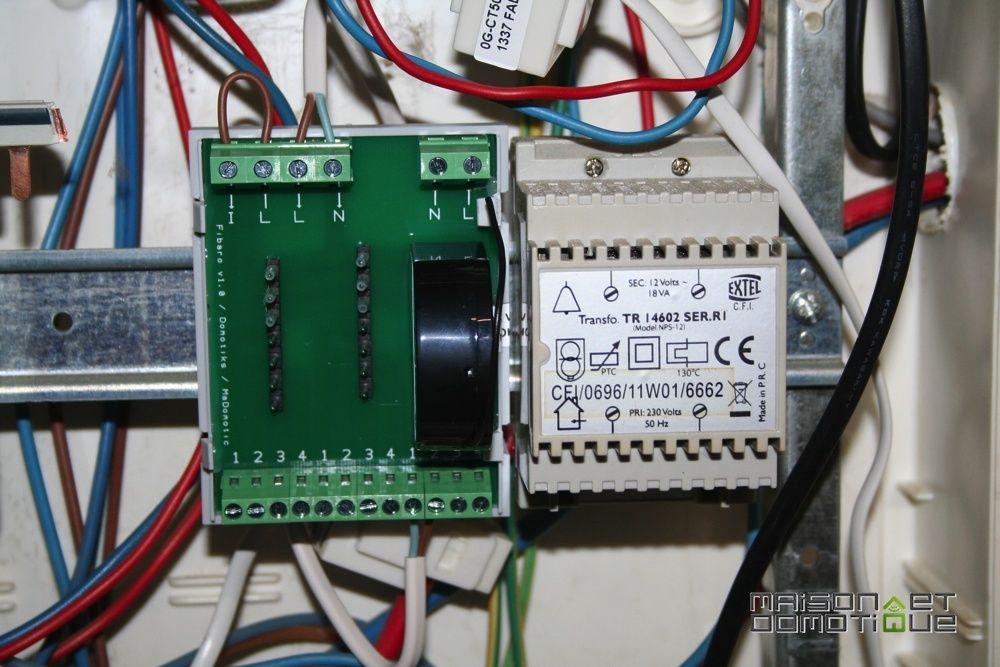 Comment monter un module Fibaro en Rail Din ?