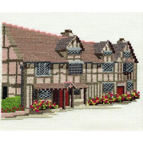 Derwentwater Designs Dale Designs Cross Stitch Kit - Shakespeares ...