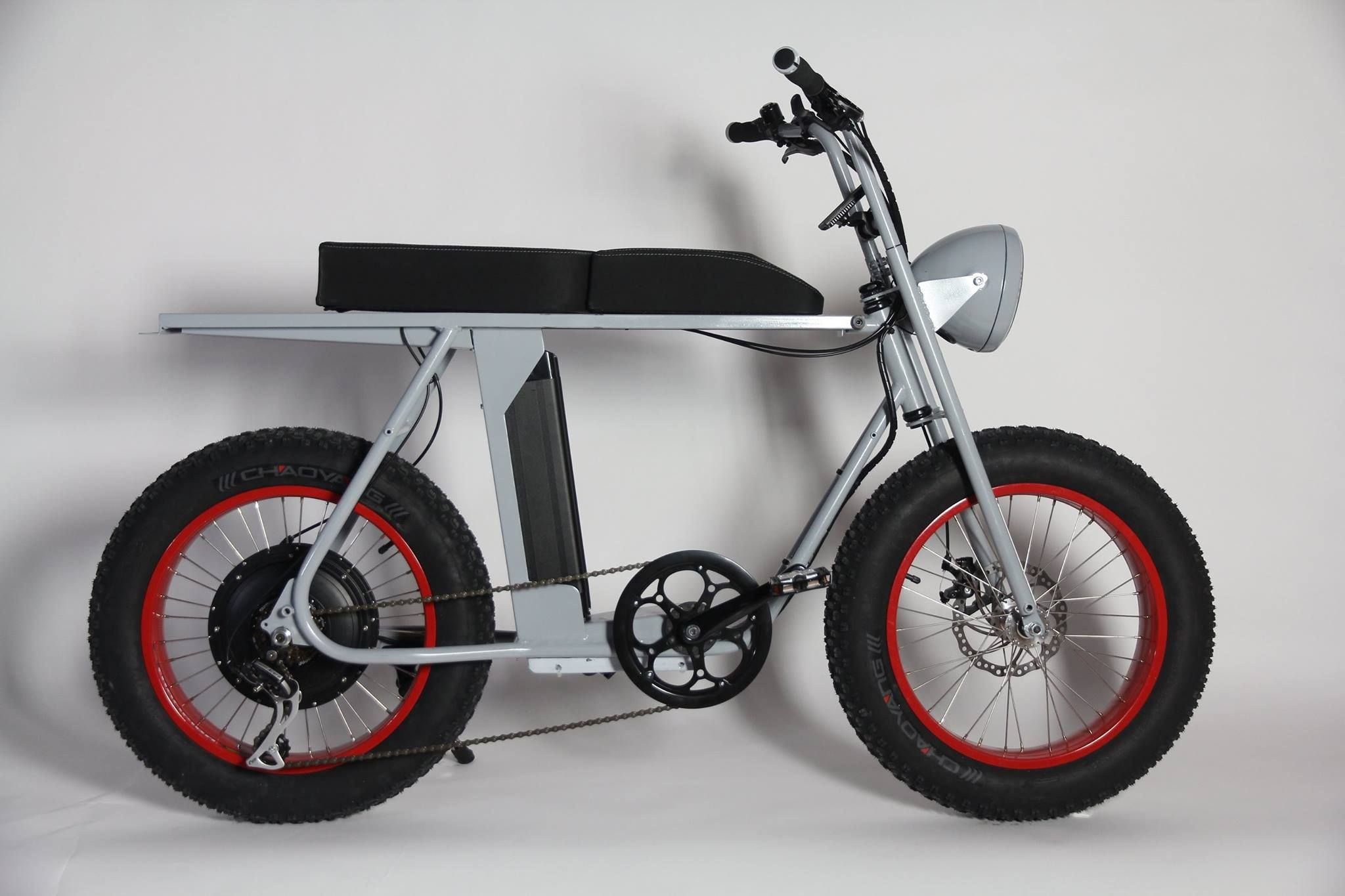 Pin auf uni moke classic electric bike
