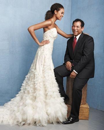 Lazaro Perez for Lazaro THE MAN OC BRIDE MAG AVAILABLE AT MON AMIE ...