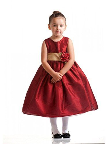 51497f525804 Crayon KidsDarling party dress red 4 >>> You can get more details by  clicking on the image.