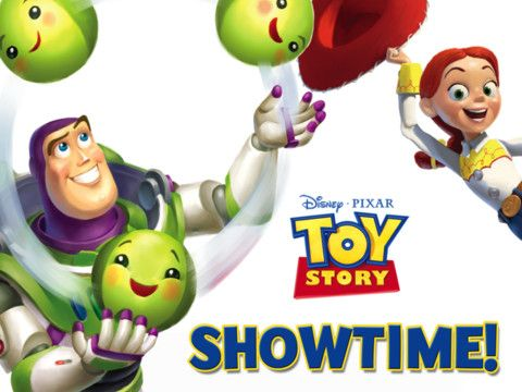 Toy Story Showtime! If your children loved the movieand
