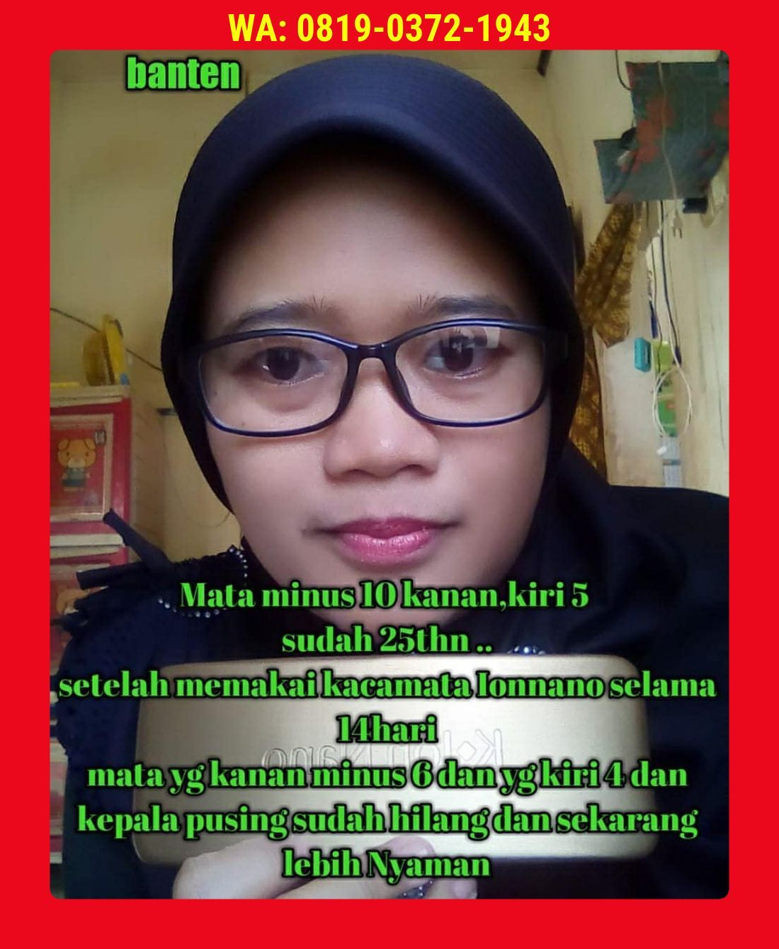 62819 0372 1943 Wa Kacamata Terapi Mengurangi Minus Di Jakarta Bogor Tangerang Bekasi Depok Terapi Kacamata Mata